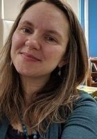 A photo of Renee, a tutor from Washington College