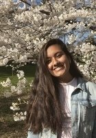 A photo of Meghana, a tutor from Columbia University in the City of New York
