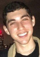 A photo of Jordan, a tutor from New York Univeristy