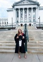 A photo of Eliza, a tutor from University of Wisconsin-Madison