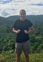 A photo of Daniel, a tutor from George Washington University