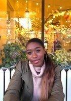 A photo of Ashley, a tutor from SUNY at Binghamton