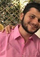 A photo of Zachary, a tutor from George Washington University