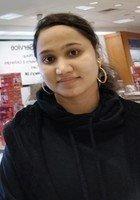 A photo of Shreya, a tutor from Devi Ahilya University