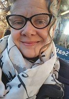 A photo of Sharon, a tutor from Hope International University