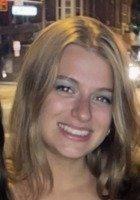 A photo of Megan, a tutor from University of Michigan-Ann Arbor