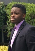 A photo of Tolu, a tutor from Rutgers University-New Brunswick