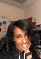 A photo of Sando, a tutor from Lincoln University of Pennsylvania