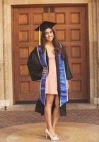 A photo of Komal, a tutor from University of California-Los Angeles