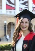 A photo of Jacqueline, a tutor from University of Wisconsin-Madison