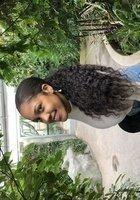 A photo of Kyla, a tutor from Johns Hopkins University