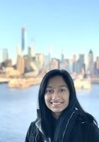 A photo of Sneha, a tutor from University of Maryland-College Park