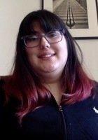 A photo of Ninon, a tutor from Central Washington University