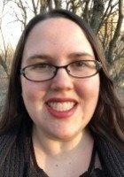 A photo of Anna, a tutor from Bethel University