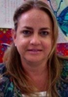 A photo of Michelle, a tutor from Escuela Politecnica del Ejercito