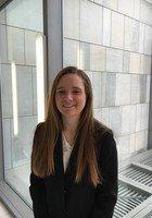 A photo of Maria, a tutor from Indiana University-Bloomington