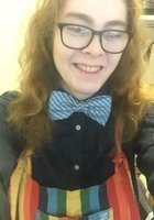 A photo of Autumn, a tutor from University of Maryland-Baltimore County
