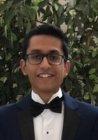 A photo of Dharak, a tutor from The University of Texas at Dallas