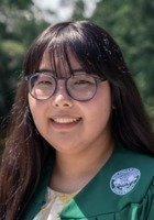 A photo of Amy, a tutor from Michigan State University