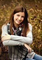 A photo of Olivia, a tutor from University of Notre Dame