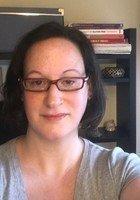 A photo of Debra, a tutor from Seton Hall University
