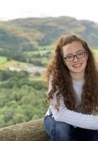 A photo of Emma, a tutor from University of Kansas