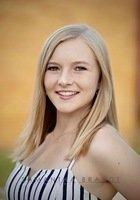 A photo of Emma, a tutor from Michigan State University