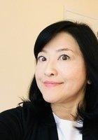 A photo of Naoko, a tutor from Kyoritsu Womens University