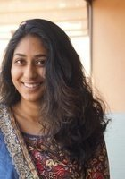 A photo of Mehek, a tutor from Wellesley College