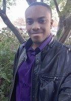 A photo of Tyrell, a tutor from Dillard University