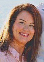 A photo of Erika, a tutor from Radford University