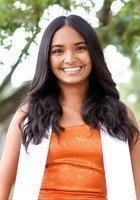 A photo of Nandini, a tutor from The University of Texas at Austin