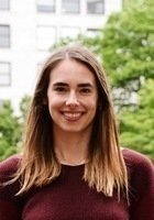A photo of Emma, a tutor from Yale University