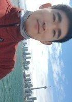 A photo of Tianyu, a tutor from University of Illinois at Urbana-Champaign