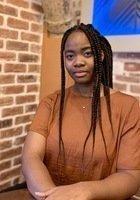 A photo of Lolya, a tutor from Rutgers University-New Brunswick