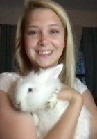 A photo of Kristin, a tutor from Liberty University