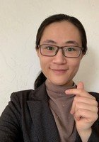 A photo of Yiting, a tutor from Hong Kong University of Science and Technology