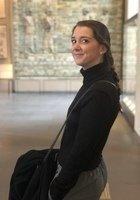 A photo of Elizabeth, a tutor from Suffolk University