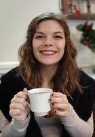 A photo of Jenna, a tutor from SUNY at Binghamton