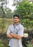 A photo of Aayush, a tutor from Texas Tech University