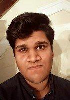 A photo of Ritesh, a tutor from Cornell University