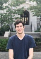 A photo of Shane, a tutor from Boston College