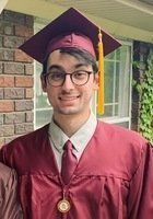 A photo of Arthur, a tutor from Loyola University-Chicago