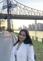 A photo of Adiba, a tutor from Cornell University