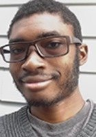 A photo of Darius, a tutor from Harrisburg University of Science and Technology