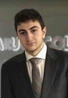 A photo of David, a tutor from CUNY Bernard M Baruch College