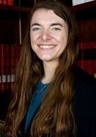 A photo of Sarah, a tutor from Hillsdale College