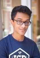 A photo of Avi, a tutor from University of North Carolina at Chapel Hill