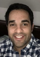 A photo of Amir, a tutor from CUNY John Jay College of Criminal Justice