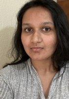 A photo of Aditi, a tutor from Florida International University